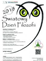 Światowy dzień filozofii 2018