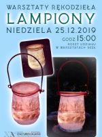 Warsztaty rękodzieła - Lampiony