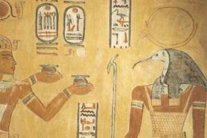 Czego Thot nauczył Egipcjan?