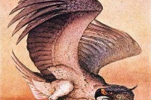 Ruk (rok lub ruch) w mitologii perskiej