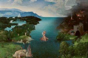 Charon - przewoźnik dusz i demon śmierci