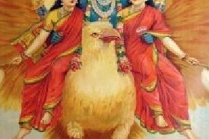 Bóstwo Garuda
